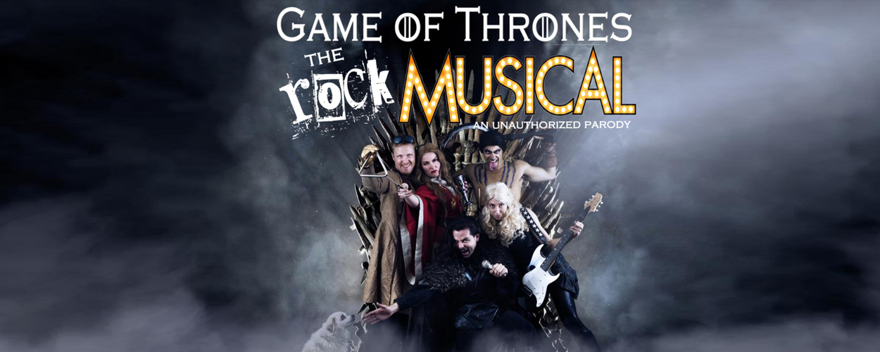Game of Thrones The Rock Musical gaat off Broadway