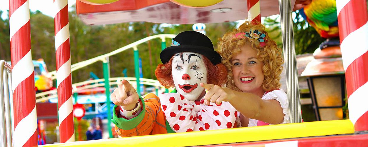 Audities: Oproep figuranten voor tv-serie Pipo de Clown