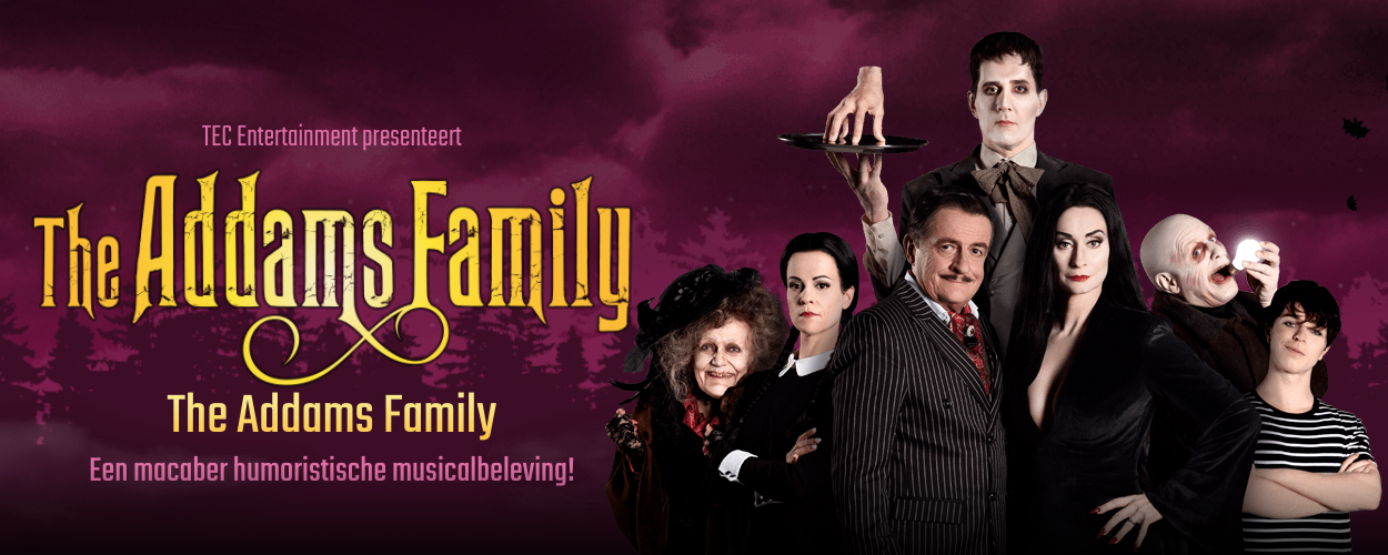 Cast The Addams Family begonnen aan repetities