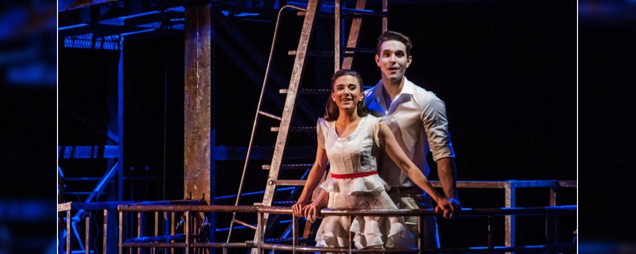 Natalie Ballenger gaat hoofdrol spelen in West Side Story