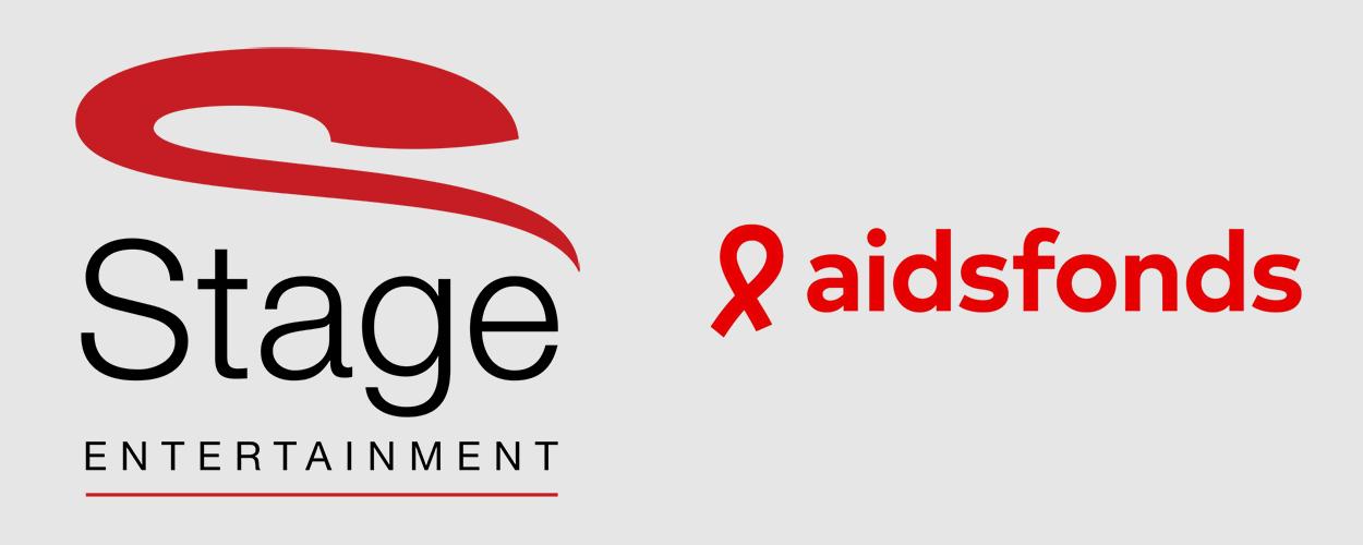 Stage Entertainment Nederland gaat samenwerken met Aidsfonds