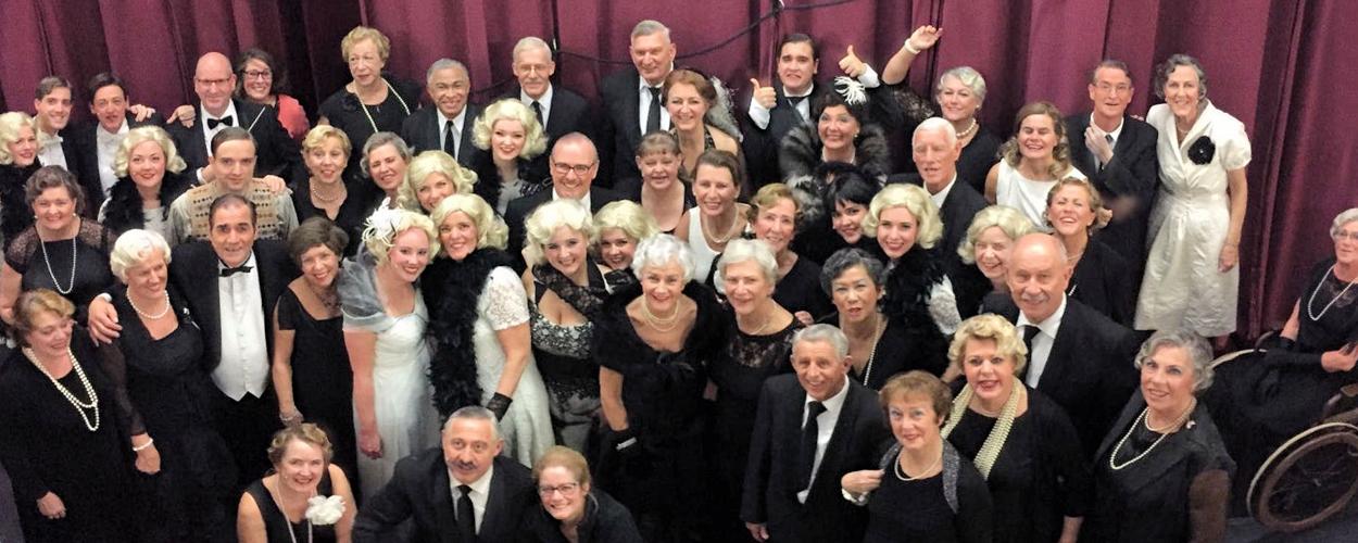 Audities: Mannen gezocht voor Titanic van Elstars MuziekTheater uit Tiel