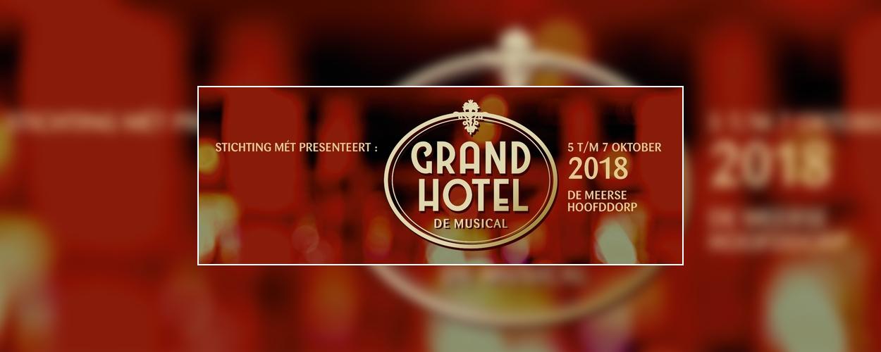 Audities: Stichting MÉT zoekt auditanten voor Grand Hotel
