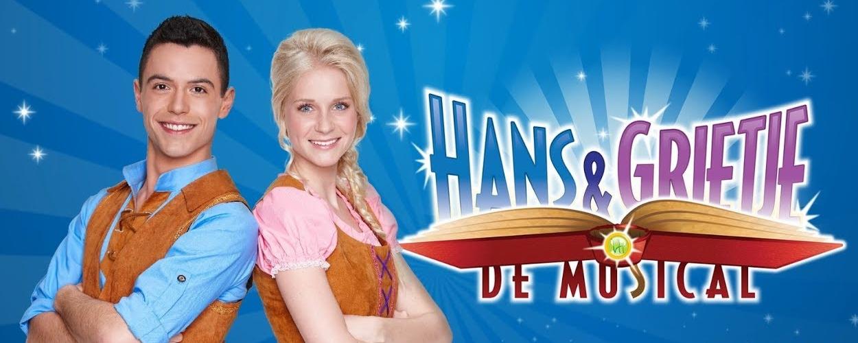 Trailer voor Hans & Grietje de Musical