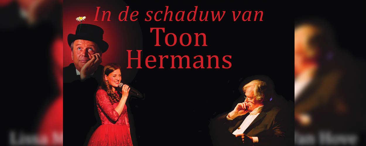 In de Schaduw van Toon Hermans nu te zien in Nederland