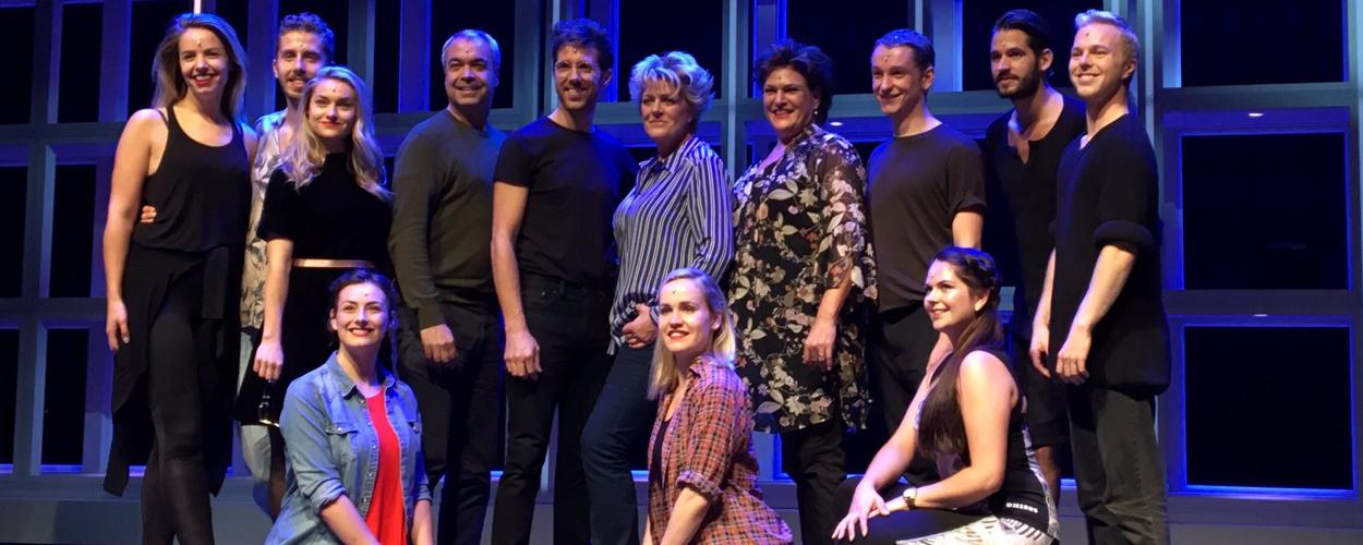 Cast Was Getekend, Annie M.G. Schmidt geeft eerste impressie voorstelling