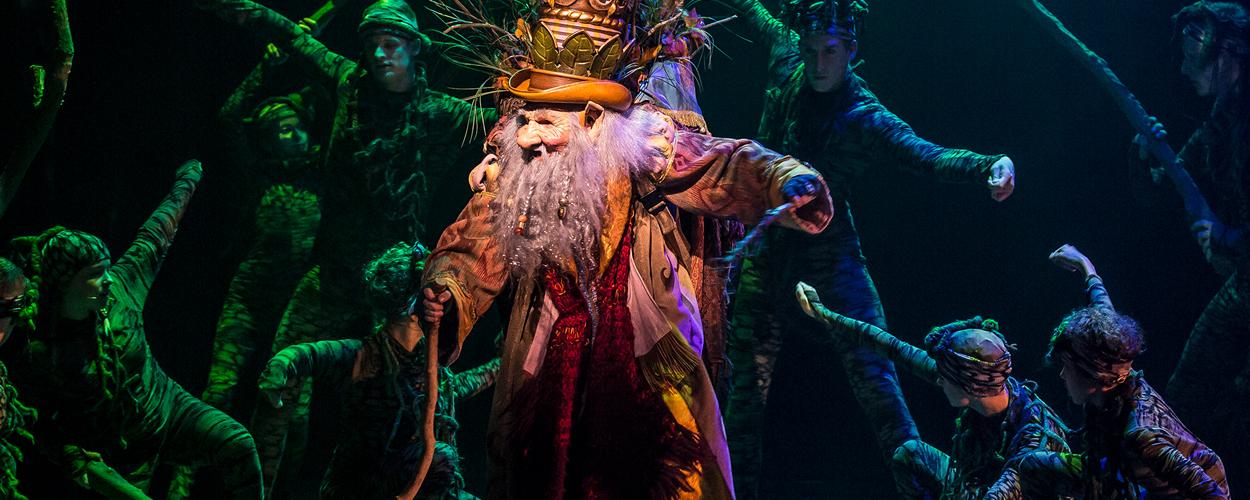 Sprookjessprokkelaar de musical langer te zien in Efteling Theater