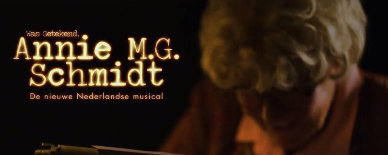 Eerste trailer Was getekend, Annie M.G. Schmidt