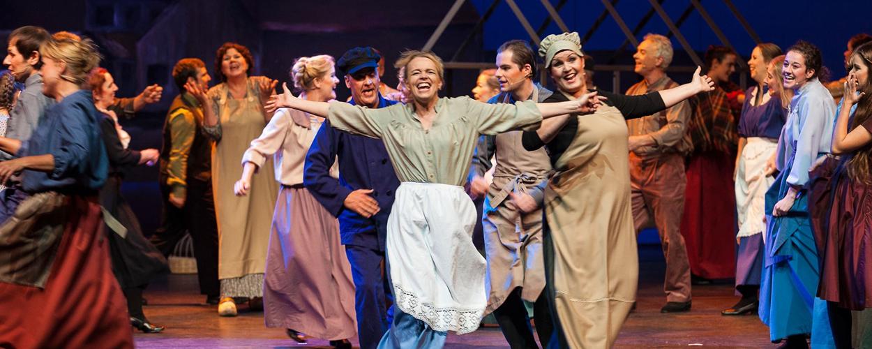 Audities: Zesde editie van Udense Musical
