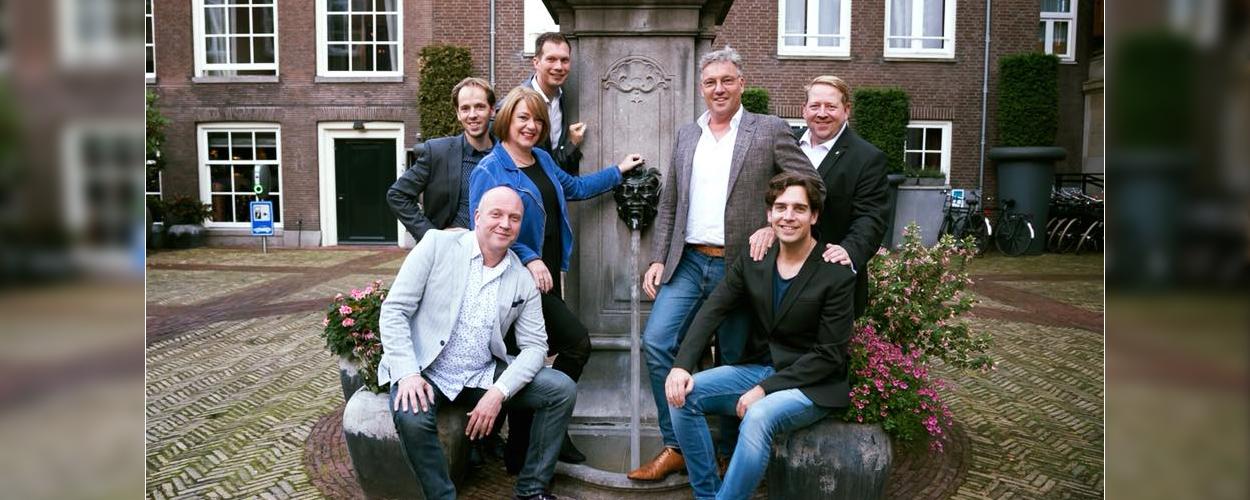 Kees Hogetoorn en Robert Guijt in bestuur stichting Amateur Musical Nederland