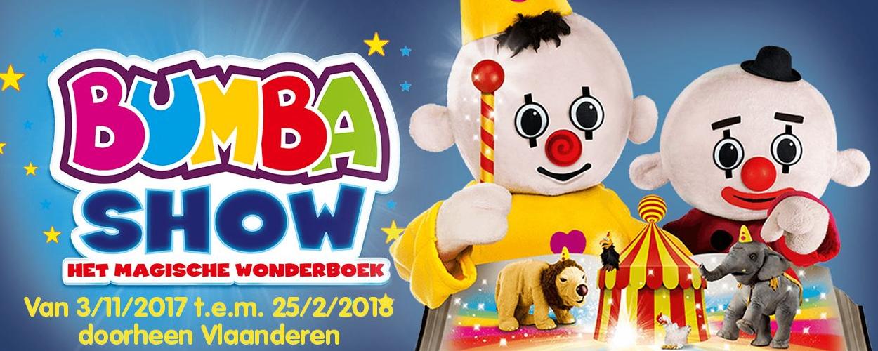 Opnieuw extra voorstellingen Bumba Show