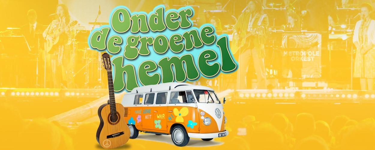 Onder de groene hemel