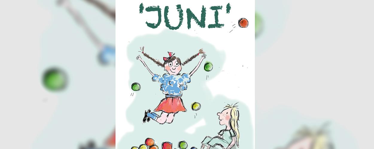 Jeugdvoorstelling JUNI, onder regie van Eva Van der Gucht wegens succes terug in Gent