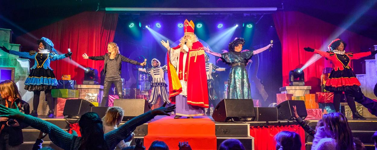 Audities: Figuranten voor video Landgoed van Sinterklaas op Duinrell