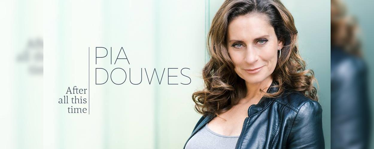 Eerste solo album Pia Douwes verschijnt eind november