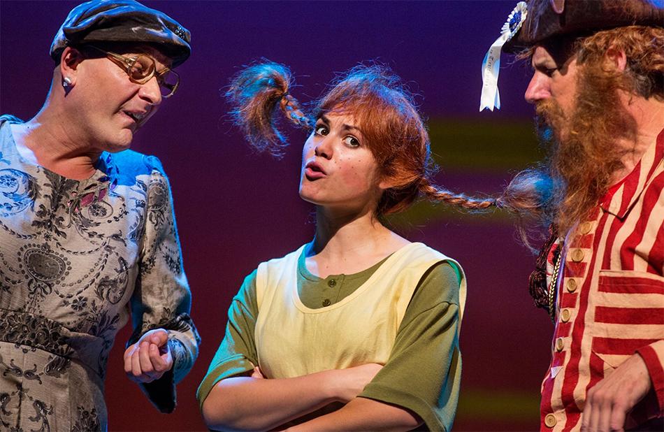 Pippi Langkous de Musical