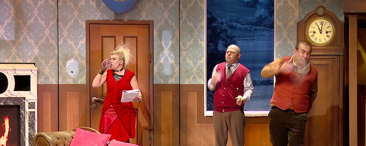 Trailer voor The Play That Goes Wrong