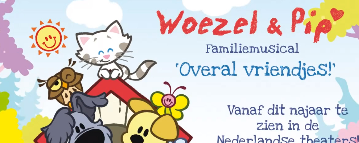 Woezel & Pip – Vriendjes