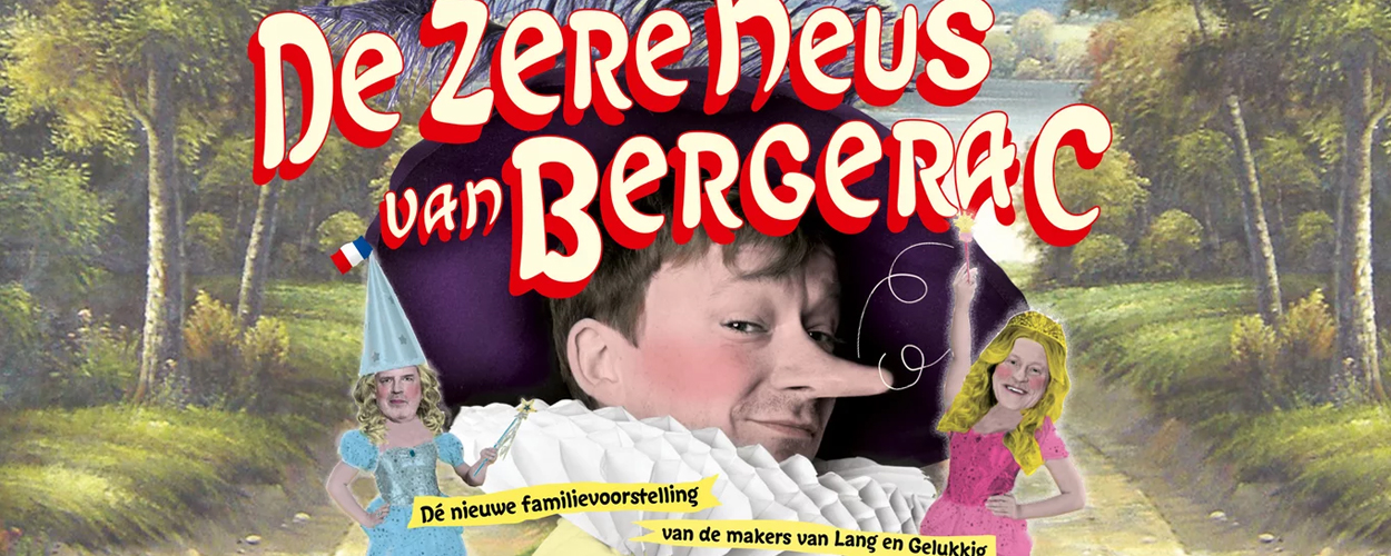 De Zere Neus van Bergerac