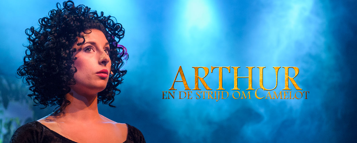 Arthur en de strijd om Camelot