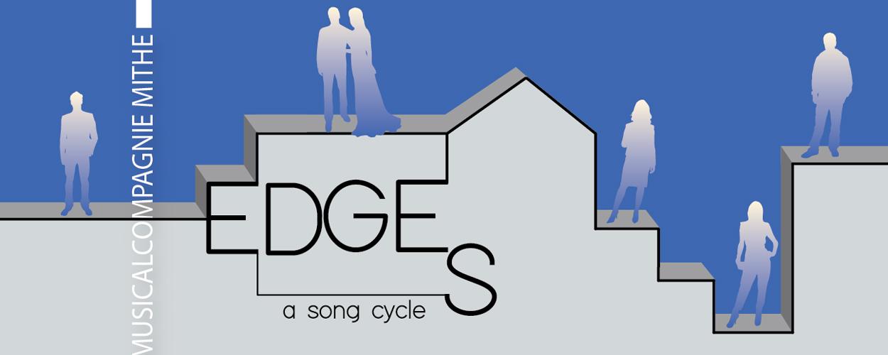 Leuvense Musicalcompagnie MITHE brengt EDGES voor het eerst naar Vlaanderen