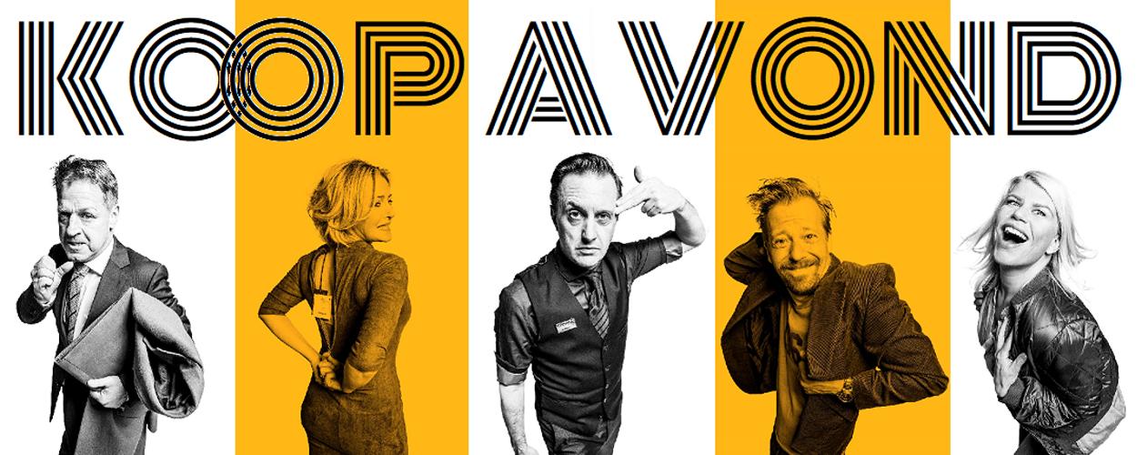 Musical comedy Koopavond geannuleerd