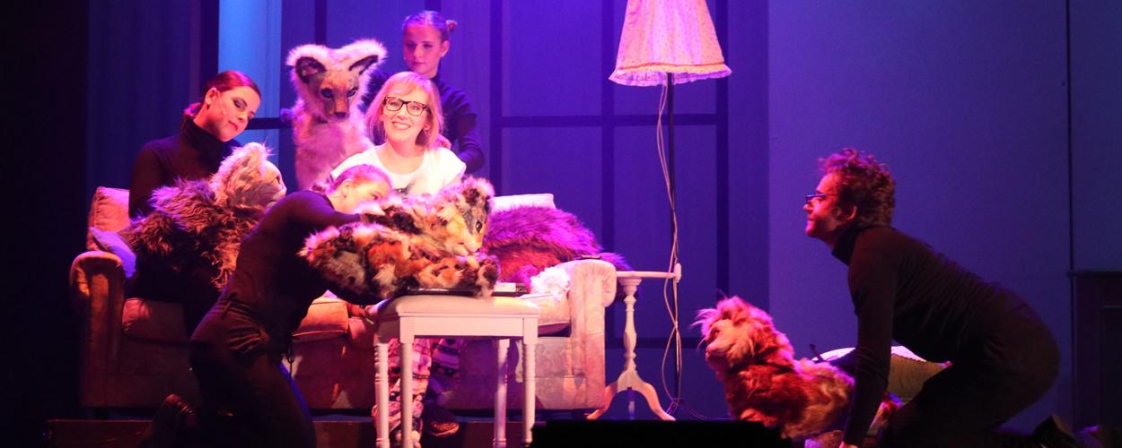 Audities: Theatergroep Max Mini zoekt spelers