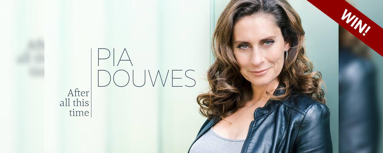 Win het nieuwe album van Pia Douwes