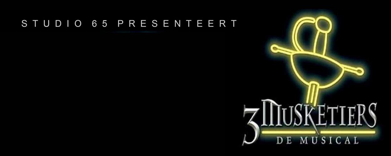 Studio 65 brengt 3 Musketiers, de Musical naar Wilminktheater in Enschede