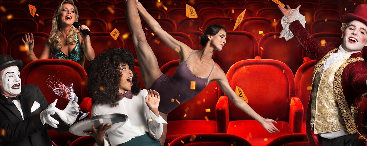 Nationaal Theaterweekend met 135.000 bezoekers een groot succes