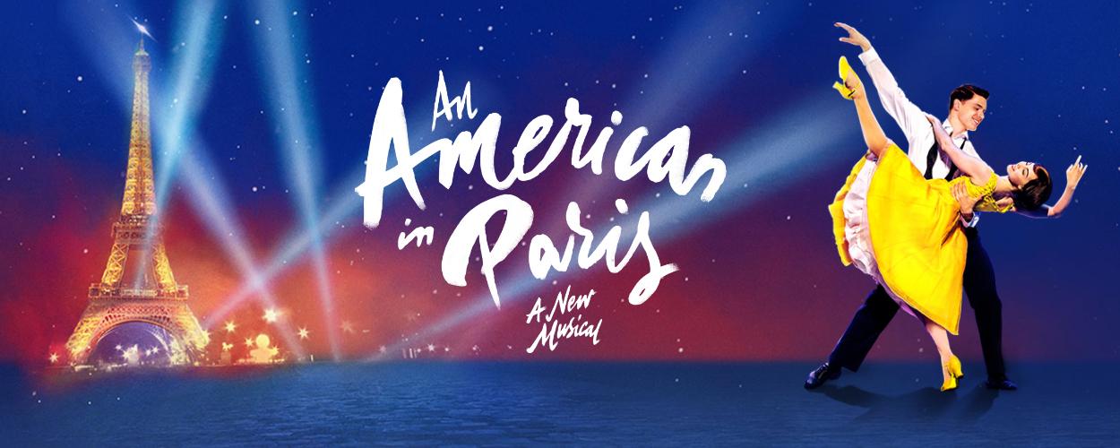 An American in Paris komend weekend op YouTube