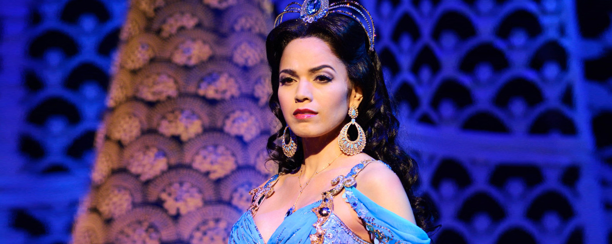 Arielle Jacobs is de nieuwe Jasmine in Aladdin op Broadway