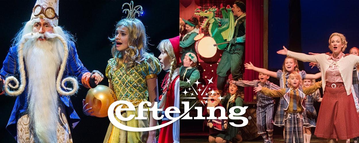 Efteling musicals Klaas Vaak en Sprookjesboom volledig te zien op YouTube
