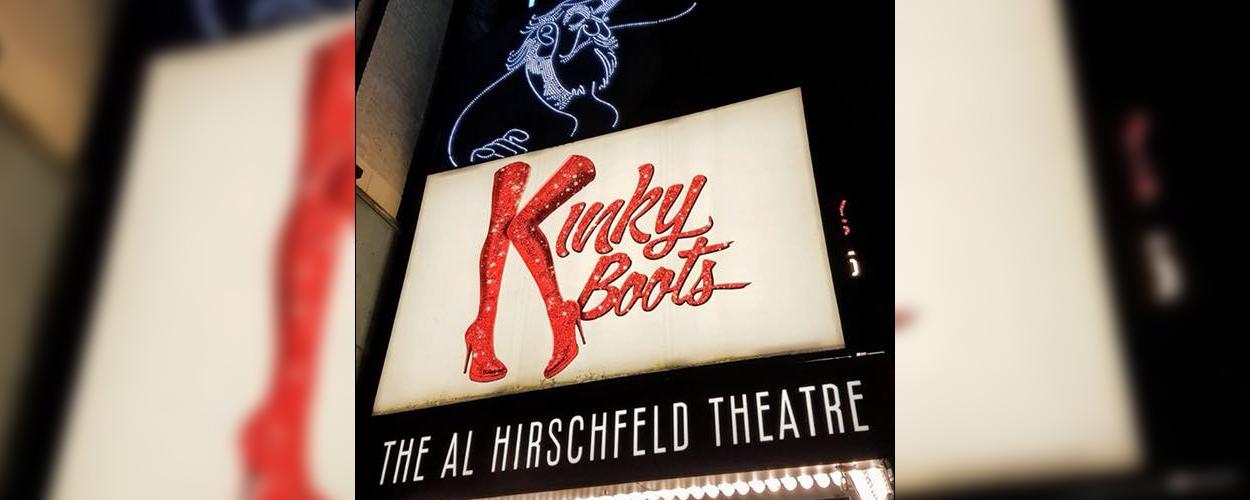 Recensie: Kinky Boots op Broadway (4 sterren)