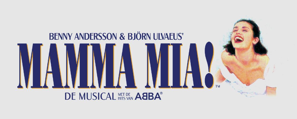 Mamma Mia! vanaf september te zien in het Beatrix Theater