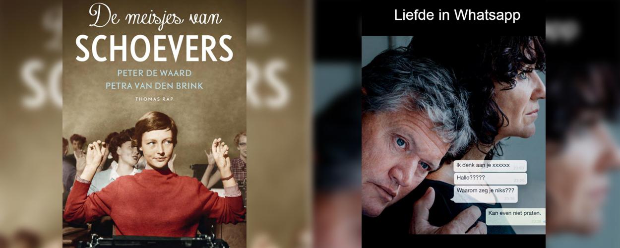 Janke Dekkers Producties komt met 'De meisjes van Schoevers' en 'Liefde in Whatsapp'