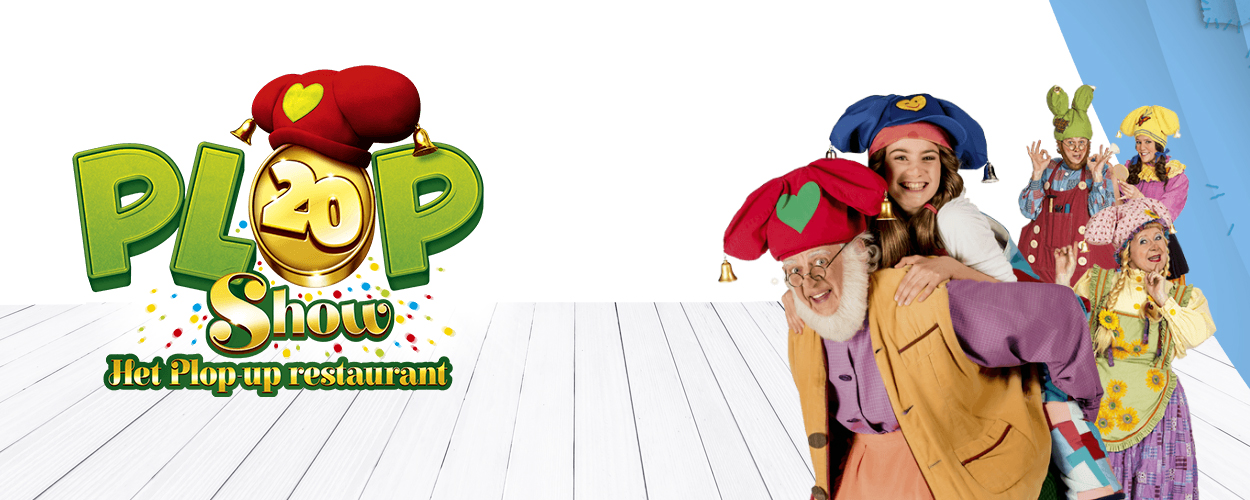 Extra voorstellingen van nieuwe Plopshow: Het Plop-up restaurant