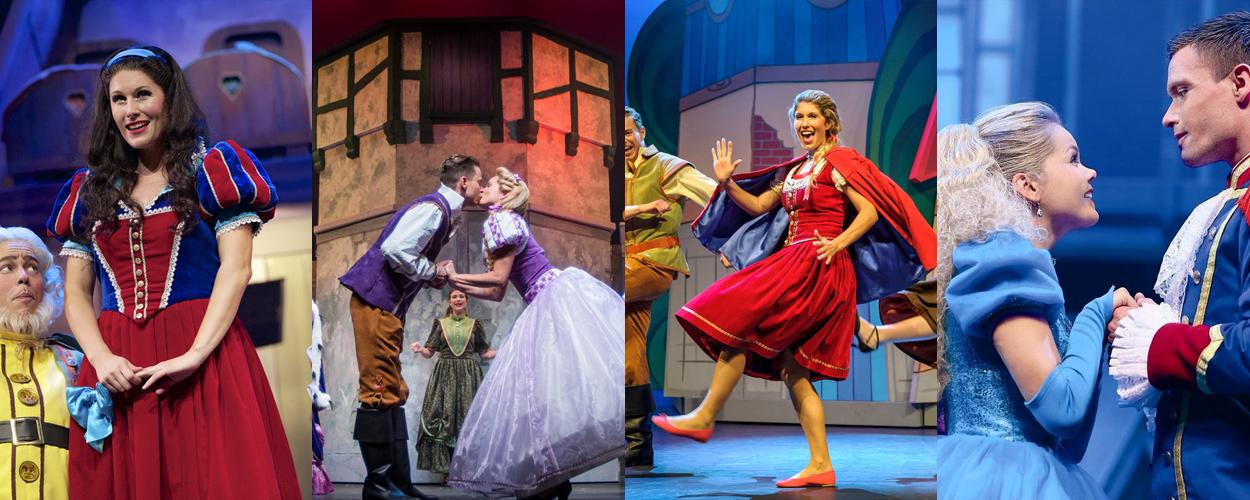 Musicals op TV: Sneeuwwitje, Rapunzel, Roodkapje en Assepoester