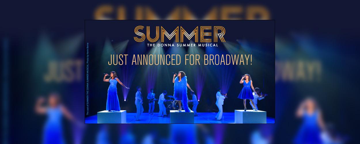 Donna Summer Musical vanaf voorjaar op Broadway