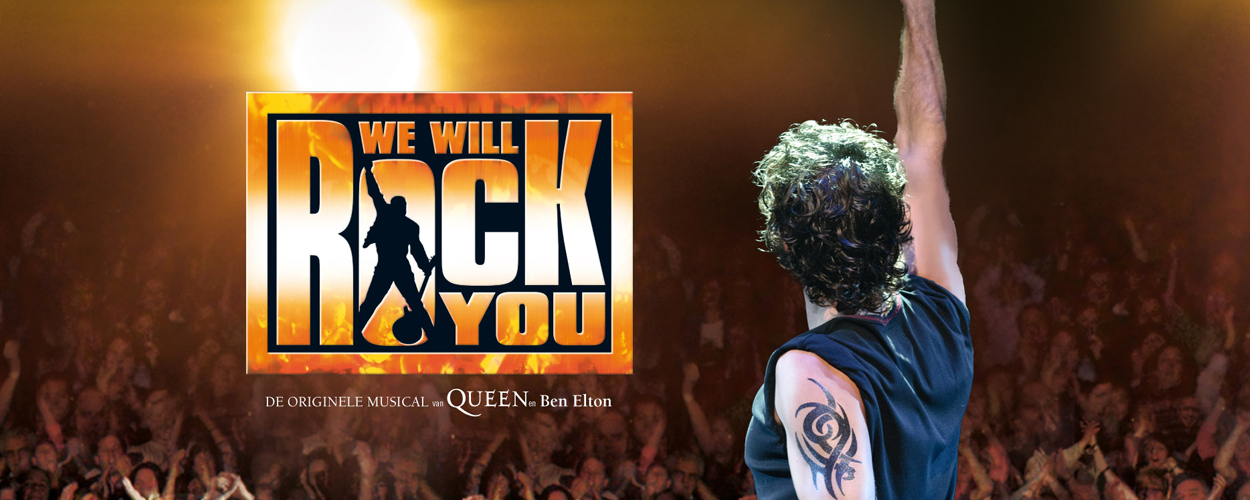 We Will Rock You (2010)