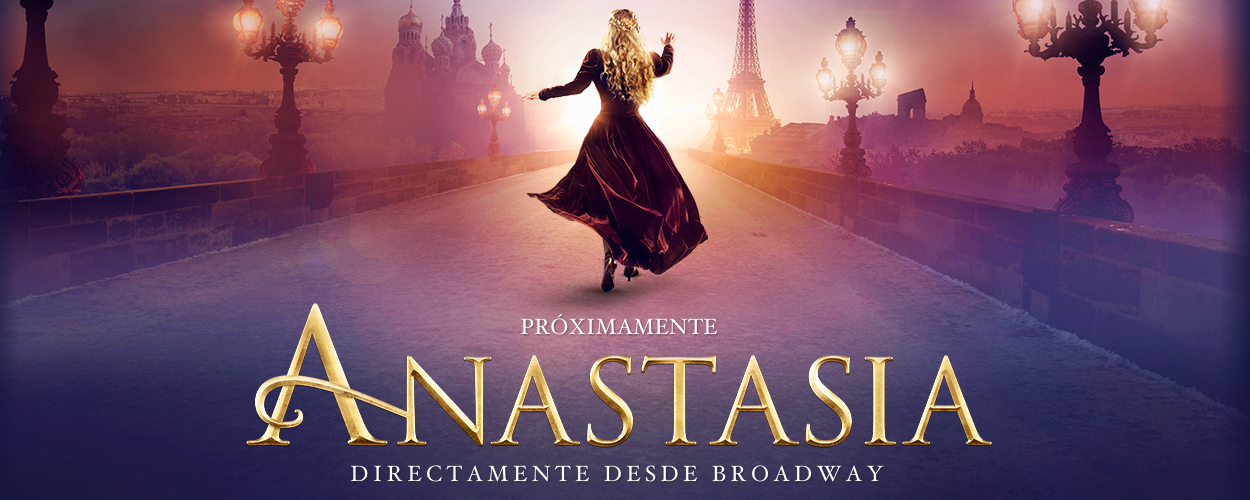 Anastasia vanaf volgend seizoen te zien in Madrid