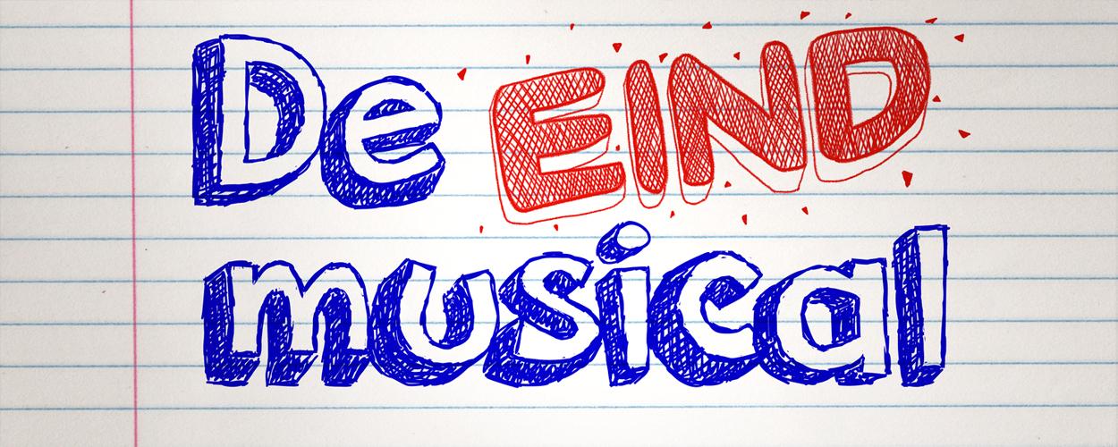 NPO Zapp komt met serie over het maken van een schoolmusical