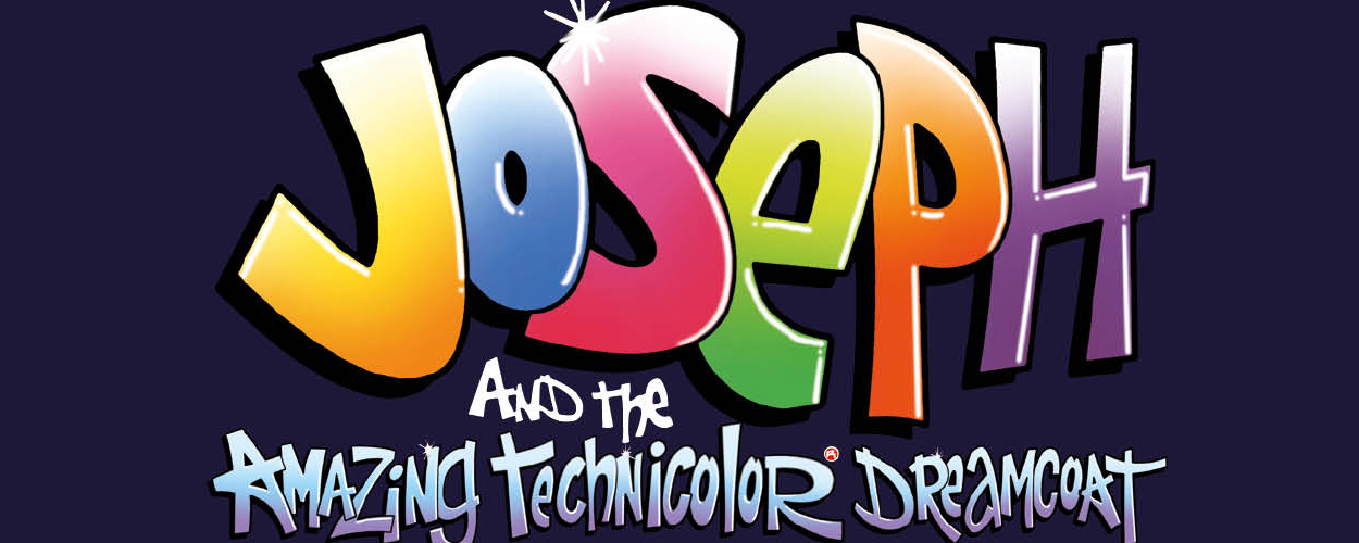 LaJoel ontwerpt kostuums Joseph and the Amazing Technicolor Dreamcoat