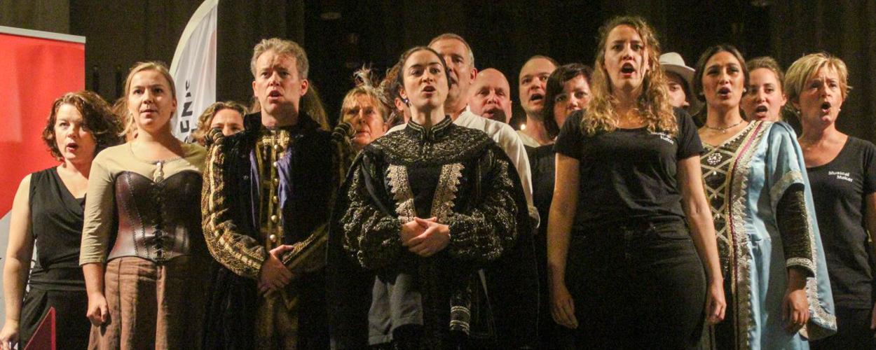Audities: Kinderen gezocht voor Nijmeegse historische musical Ketters