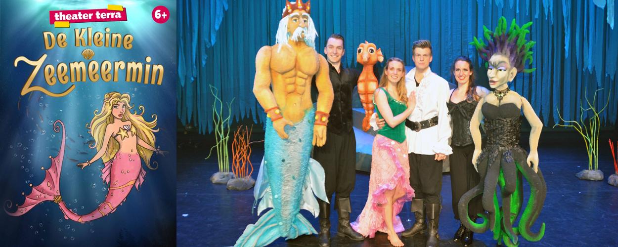 Recensie: De Kleine Zeemeermin (4 sterren)