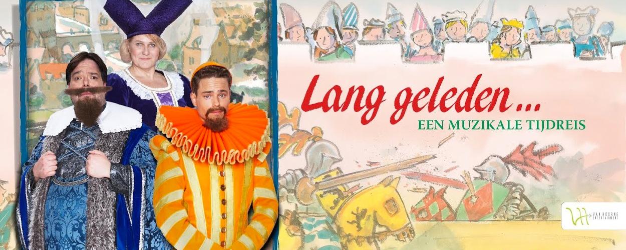 Trailer voor 'Lang geleden…' van Van Hoorne Entertainment