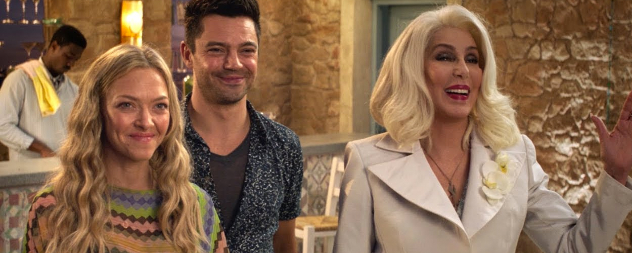 Nieuwe sneak peek Mamma Mia! Here We Go Again met Cher