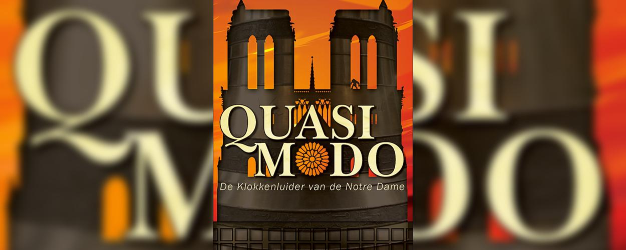 Audities: Quasimodo van muziektheater Servus Almelo