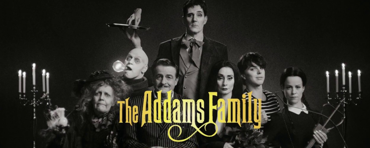 Eerste trailer voor The Addams Family