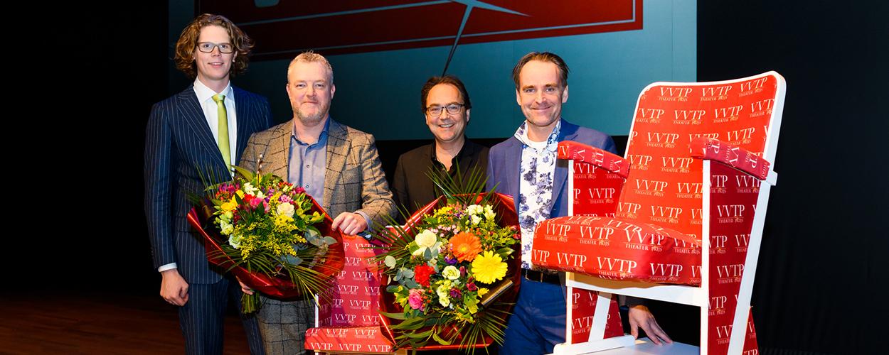 Genomineerde Theaters VVTP Theater van het Jaarprijs 2018 zijn bekend